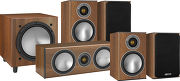 Monitor Audio Bronze 1 HC 5.1 Noyer