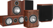 Monitor Audio Bronze 2 HC 5.0 Bois de rose