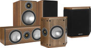 Monitor Audio Bronze 2 HC 5.0 Noyer