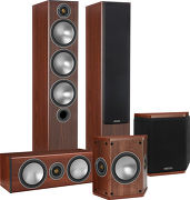 Monitor Audio Bronze 6 HC 5.0 Bois de rose