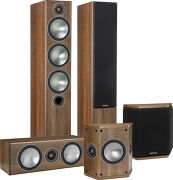 Monitor Audio Bronze 6 HC 5.0 Noyer