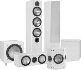 Monitor Audio Bronze 6 HC 5.1 Vue principale