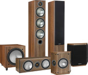 Monitor Audio Bronze 6 HC 5.1 Noyer