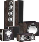 Monitor Audio Gold 200 Pack 5.1 Noyer