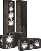 Monitor Audio Gold 300 Pack Noyer