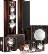 Monitor Audio old 300 Pack 5.1 Ebony laqué