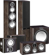 Monitor Audio Gold 300 Pack 5.1 Noyer
