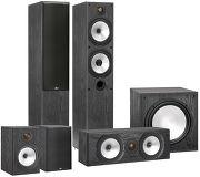 Monitor Audio MR4 HC 5.1 Noir