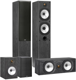 Monitor Audio MR4 HC Vue principale