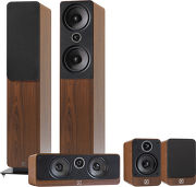 Q Acoustics 2050i HC 5.0 Noyer