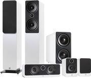 Q Acoustics 2050i HC 5.1 Blanc laqué