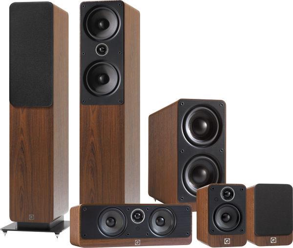 Q Acoustics 2050i HC Vue principale