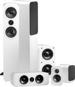 Q Acoustics 3050 5.1 Blanc laqué