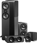 Q Acoustics 3050 5.1 Gris foncé