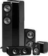 Q Acoustics 3050 5.1 Noir laqué