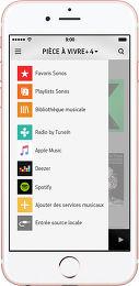 SONOS PLAYBAR 5.0 Mini Vue technologie 2