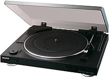 Sony PS-LX300USB Vue principale