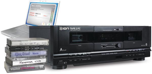 lecteur cassettes