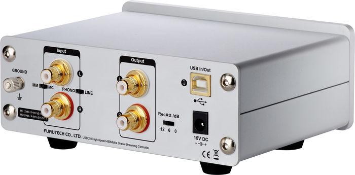 DAC USB préampli RIAA ADL GT40 Alpha