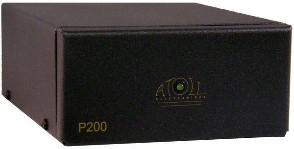 Atoll P200-SE Vue principale