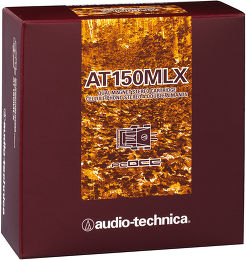 Audio Technica AT-150MLX Vue Packaging