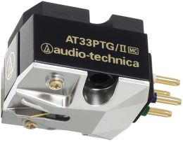 Audio-Technica AT33PTG/II Vue principale