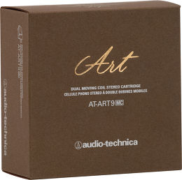 Audio-Technica AT-ART9 Vue Packaging
