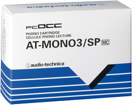 Audio Technica AT-MONO3SP Vue Packaging