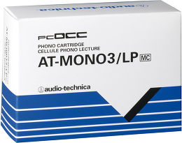 Audio-Technica AT-MONO3/LP Vue Packaging