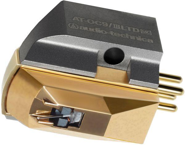 Cellule à double bobine mobile Audio-Technica AT-OC9/III LTD