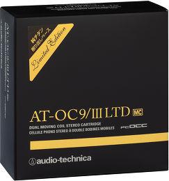 Audio Technica AT-OC9/III LTD Vue Packaging