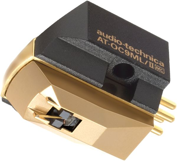 Audio Technica AT-OC9ML/II Vue principale