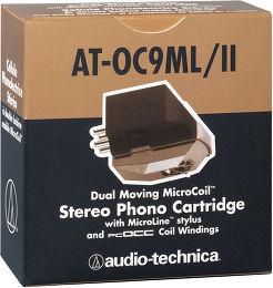 Audio Technica AT-OC9ML/II Vue Packaging