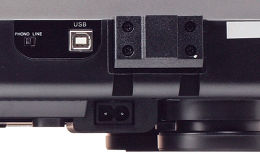 Audio Technica AT-LP120-USB HC