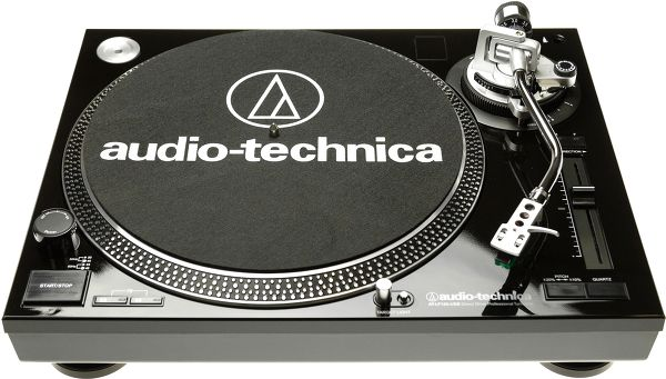 Audio Technica AT-LP120-USBC Vue principale