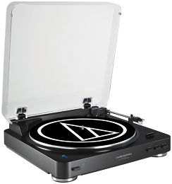 Audio-Technica AT-LP60BT Vue principale