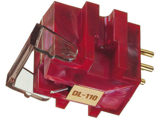 Denon DL-110 Vue principale