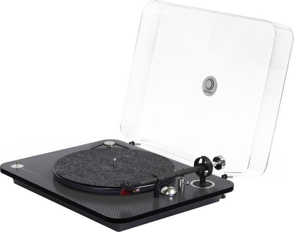 Elipson Omega 100 Carbon RIAA BT Vue principale