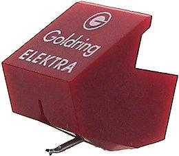 Diamant D152 pour Goldring Elektra Vue arrière