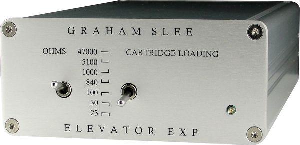 Graham Slee Elevator EXP Vue principale