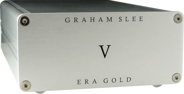Graham Slee Era Gold V Green PSU1 Vue principale