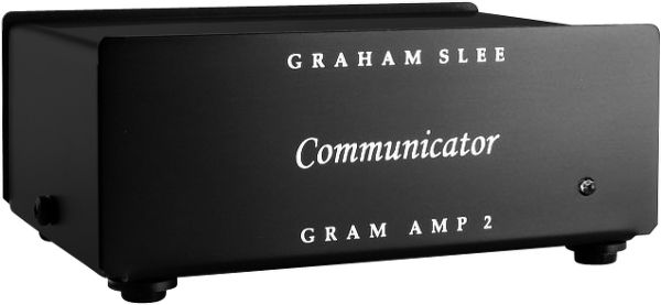 préamplificateur RIAA Graham Slee Gram Amp 2 Communicator
