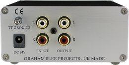Graham Slee Gram Amp 2 SE Vue arrière