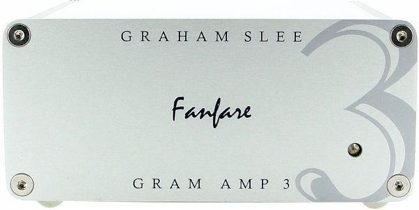Graham Slee Gram Amp 3 Fanfare Vue principale