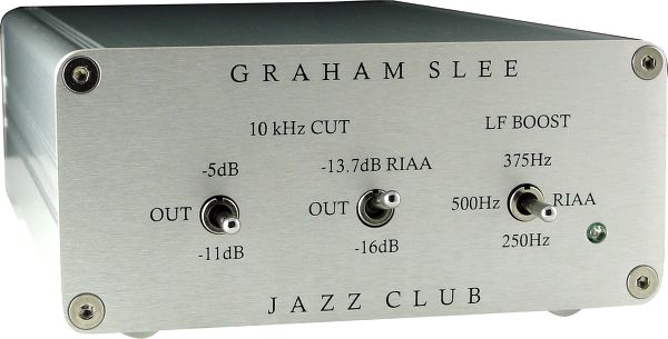 Graham Slee Jazz Club Vue principale