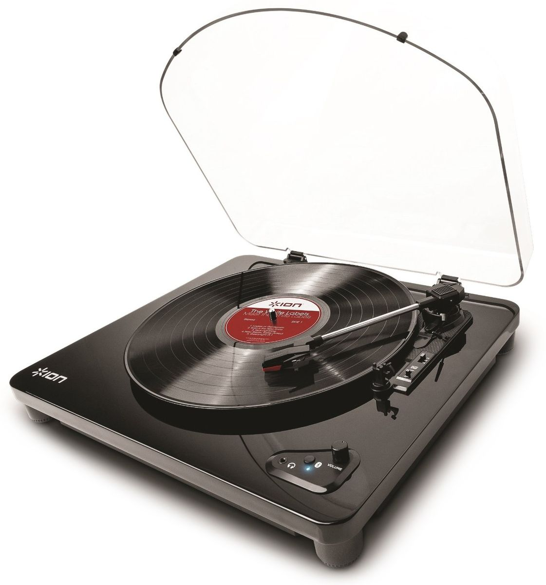 ion air lp platines vinyle usb son vid. Black Bedroom Furniture Sets. Home Design Ideas