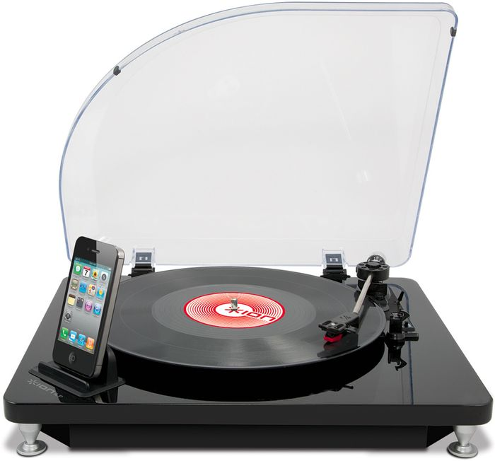 ion audio platines vinyle usb ion ilp pas cher achat. Black Bedroom Furniture Sets. Home Design Ideas