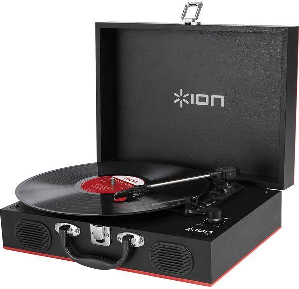 Ion Vinyl Transport Vue principale