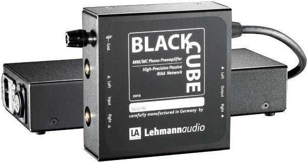 Lehmann Audio Black Cube SE Vue principale