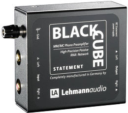 Lehmann Audio Black Cube Statement Vue principale
